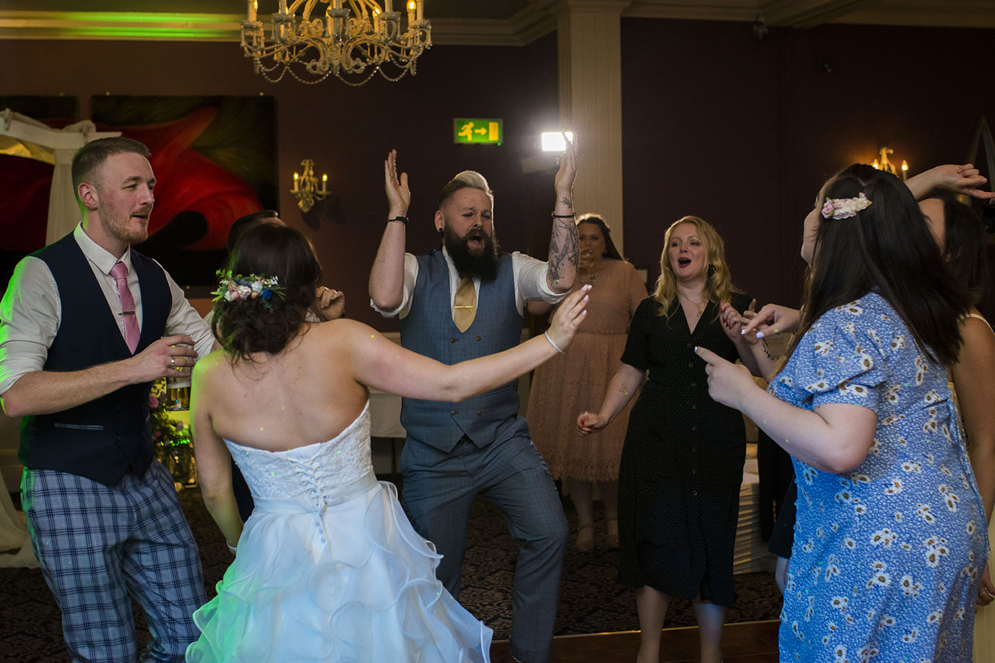 irish wedding photographer Westcourt Hotel Louth KP2019 61 - Gallery