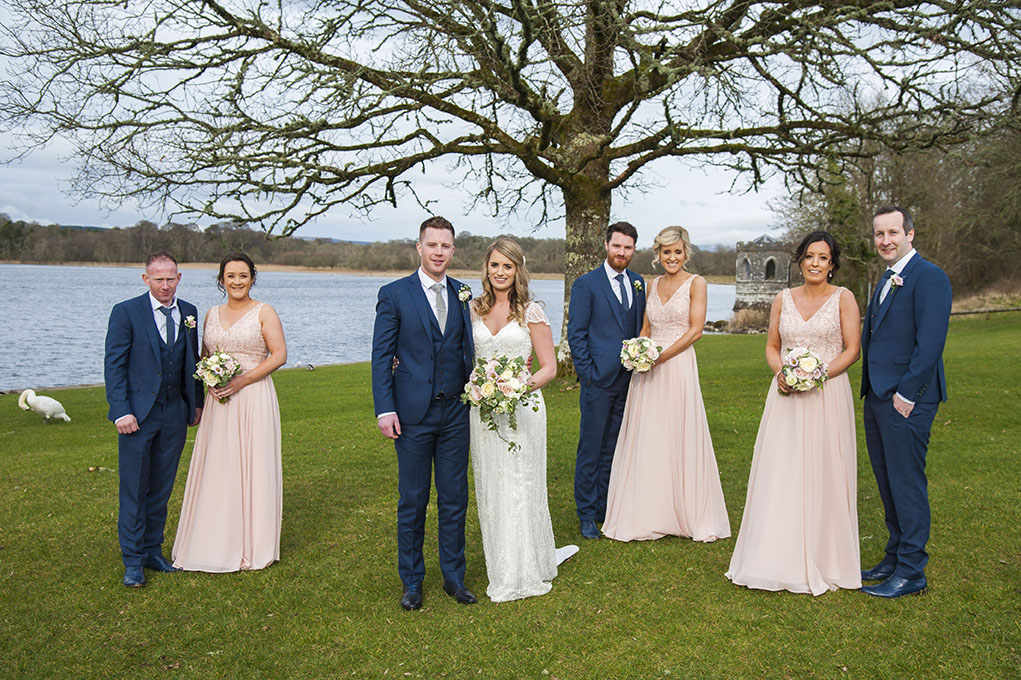 irish wedding photographer Landmark Hotel Leitrim ED2018 33 - Emma & Damien - The Landmark Hotel