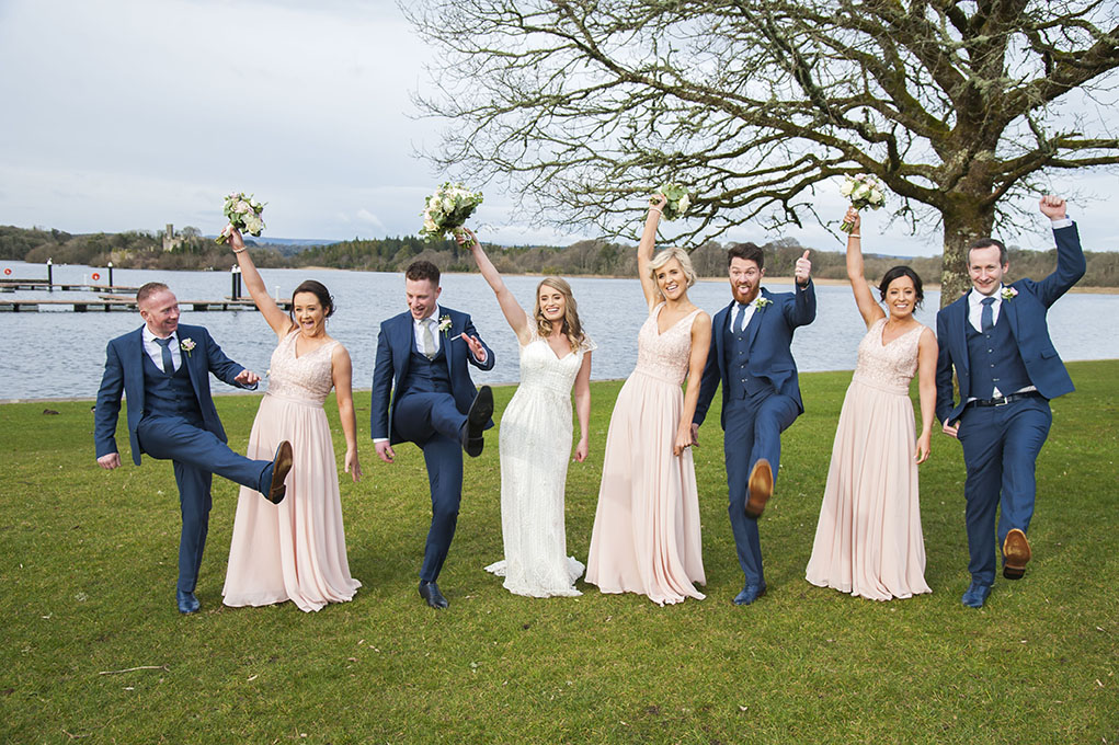 irish wedding photographer Landmark Hotel Leitrim ED2018 34 - Emma & Damien - The Landmark Hotel