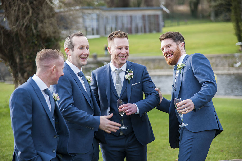 irish wedding photographer Landmark Hotel Leitrim ED2018 35 - Emma & Damien - The Landmark Hotel